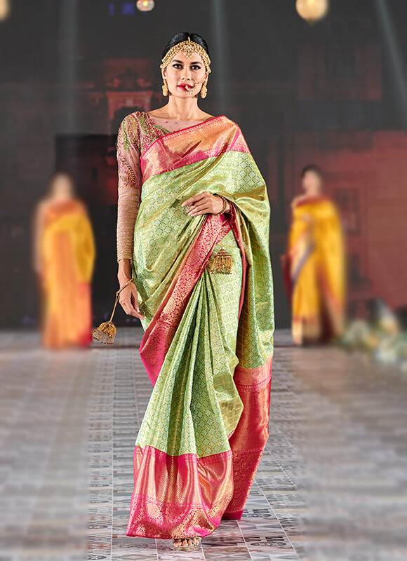 Epitome of Kanchipuram Silk Sarees | Seematti | Kochi | Kerala